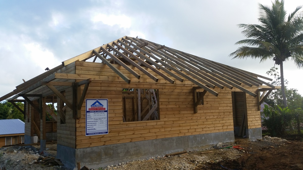 constructeur maison bois guadeloupe maison moderne